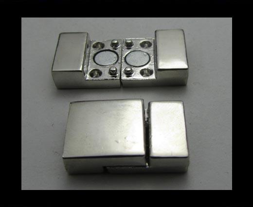 Zamak magnetic clasp ZAML-07