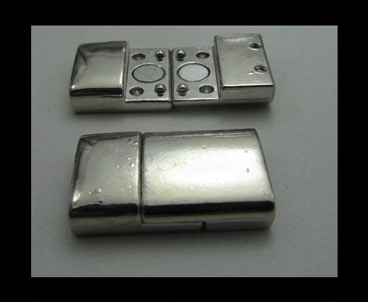 Zamak magnetic clasp ZAML-08