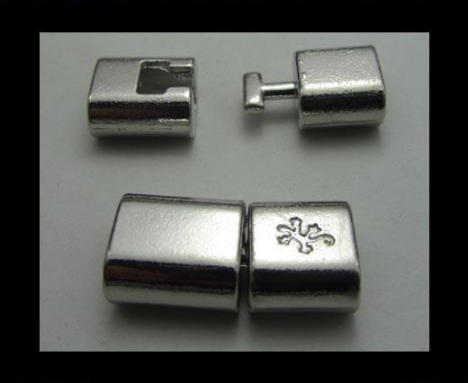 Zamak magnetic clasp ZAML-11