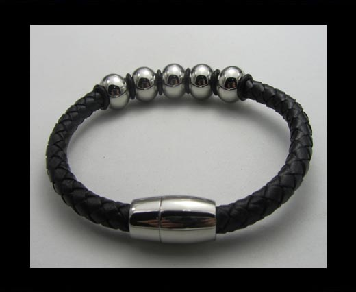 Buy Ready leather bracelets SUN-B0102 at wholesale prices