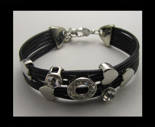 Buy Ready leather bracelets SUN-BO501 at wholesale prices