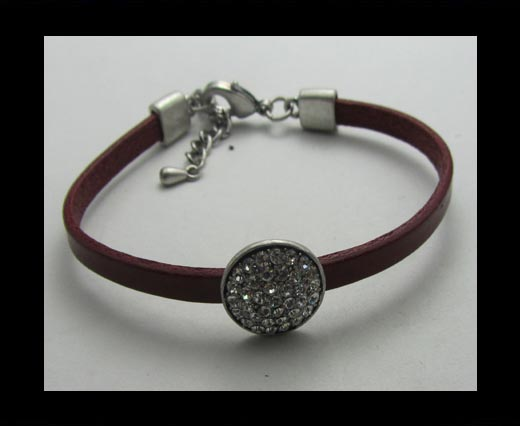 Buy Ready leather bracelets SUN-BO502 at wholesale prices