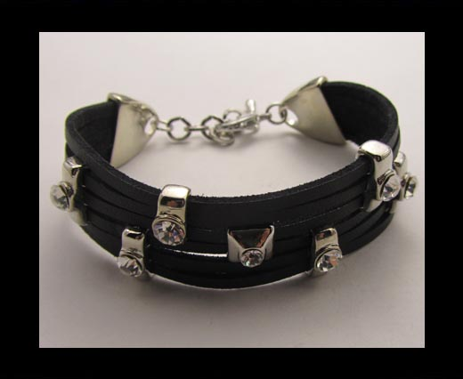 Buy Ready leather bracelets SUN-BO509 at wholesale prices