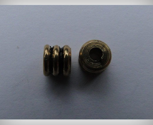 SE-1500-Antique Gold Small Sized Beads