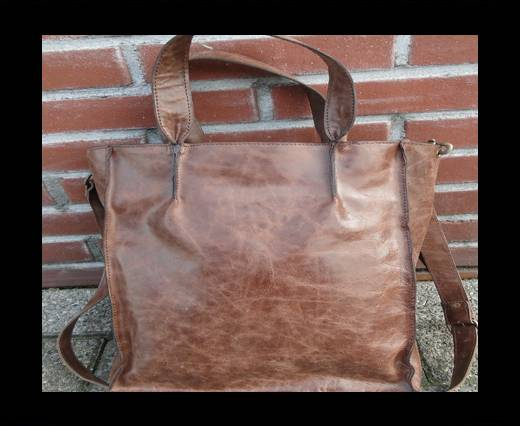 Bag-SUNZ-20551 Vintage brown
