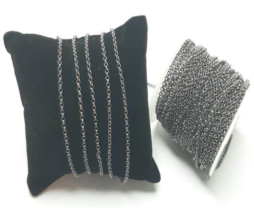 Chain Style 15 - Black