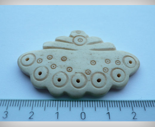 Buy Bone Beads BB-6 at wholesale prices