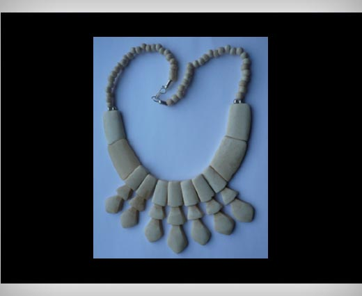 Bone Necklace BN02