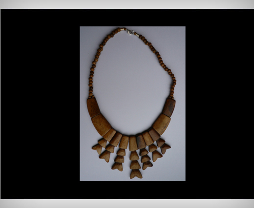 Bone Necklace BN04