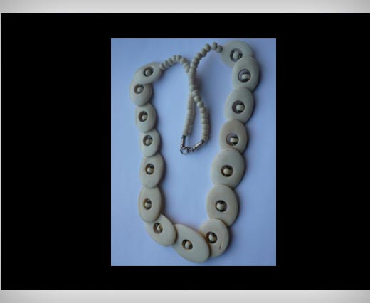 Bone Necklace BN19