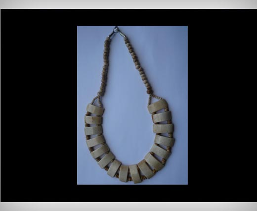 Bone Necklace BN25
