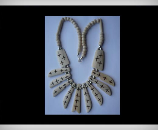 Bone Necklace BN27