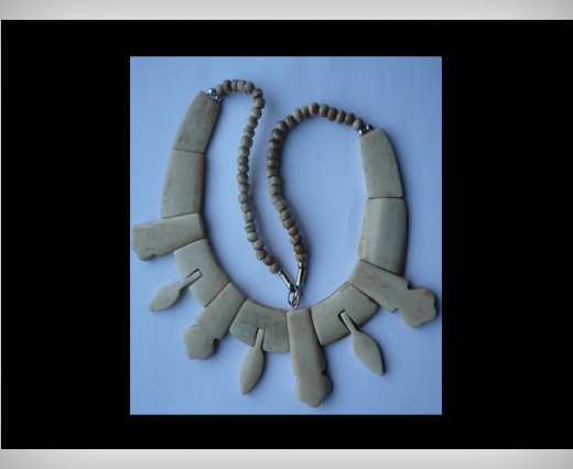 Bone Necklace BN33