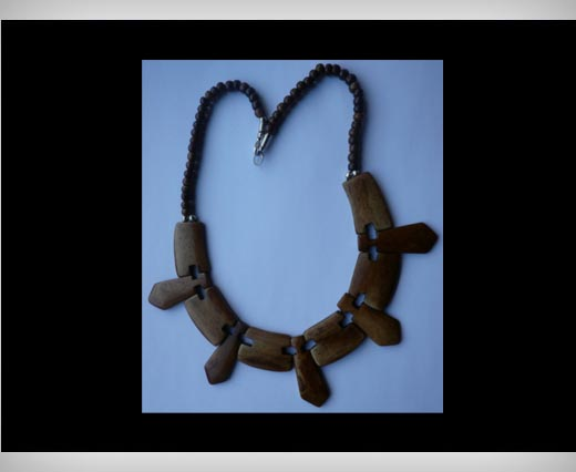 Bone Necklace BN34
