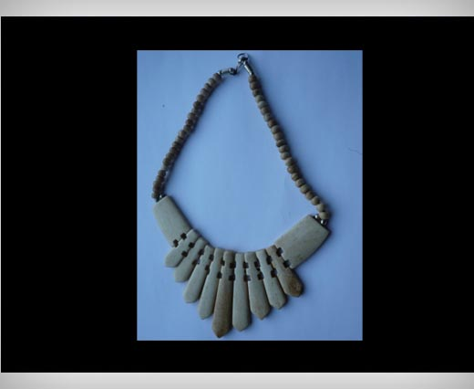 Buy Bone Necklace BN41 at wholesale prices