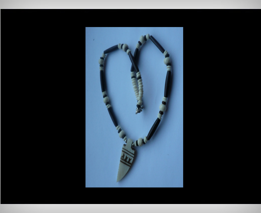 Buy Bone Necklace BN43 at wholesale prices