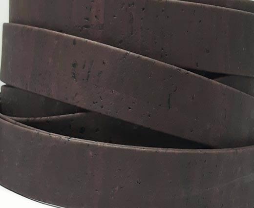 Cork Flat-20mm-Brown