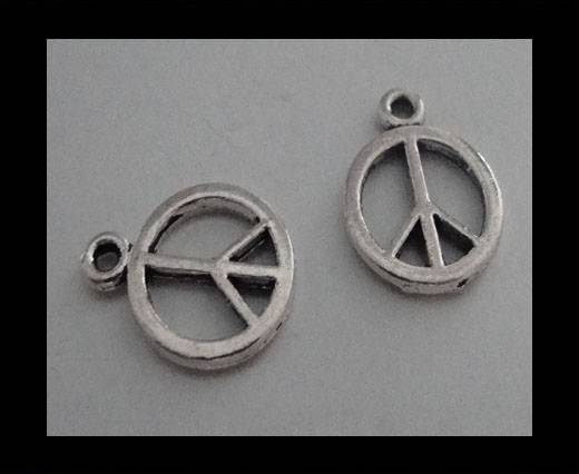Zamak part for leather CA-3415