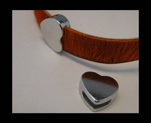 Zamak part for leather CA-3444