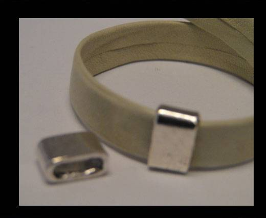Zamak part for leather CA-3532