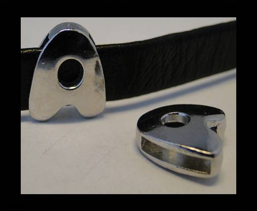 Zamak part for leather CA-3561
