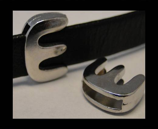 Zamak part for leather CA-3565