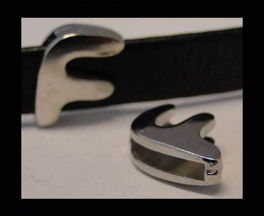 Zamak part for leather CA-3566