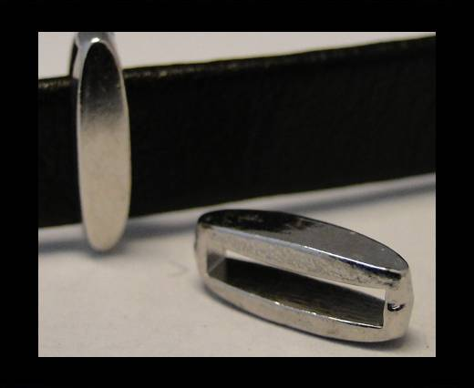 Zamak part for leather CA-3569