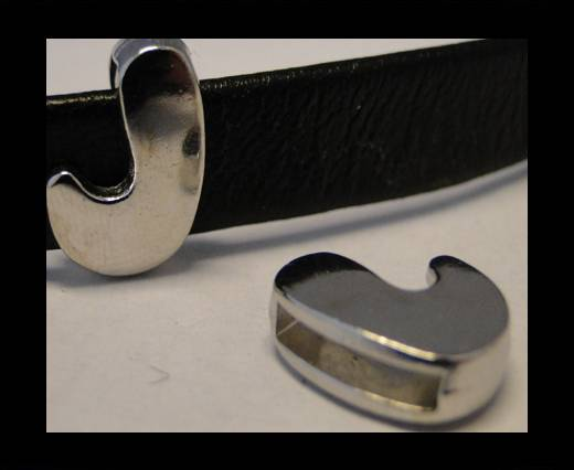 Zamak part for leather CA-3570
