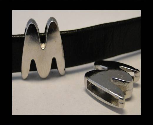 Zamak part for leather CA-3573