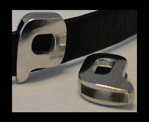 Zamak part for leather CA-3576