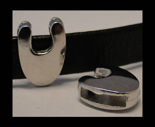 Zamak part for leather CA-3582