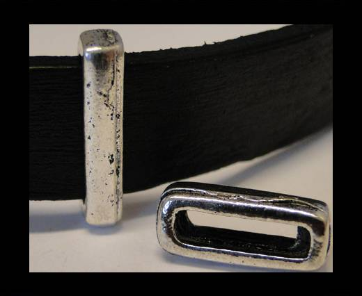 Zamak part for leather CA-3652