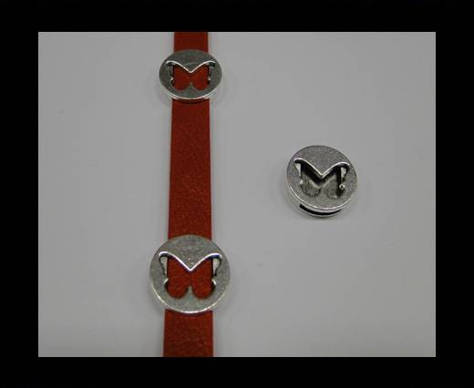 Zamak part for leather CA-3662