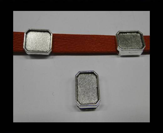 Zamak part for leather CA-3665