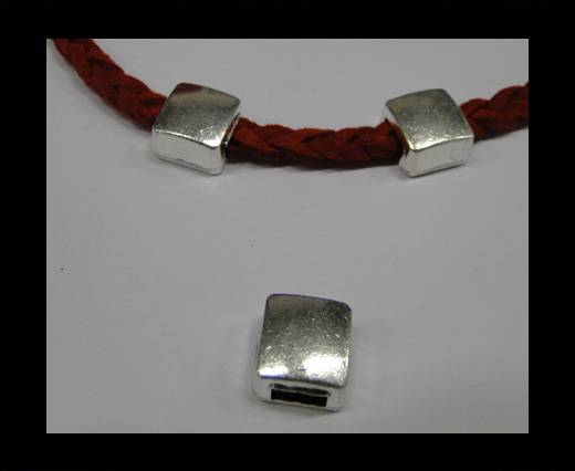 Zamak part for leather CA-3666