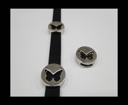 Zamak part for leather CA-3720