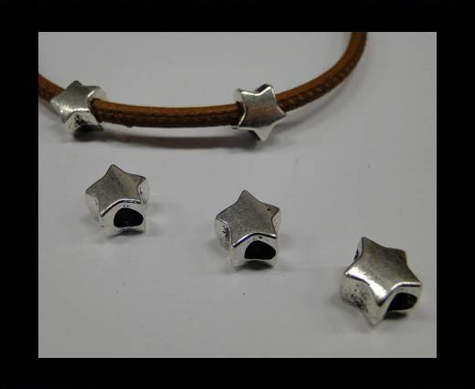 Zamak part for leather CA-3739