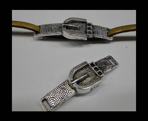 Zamak part for leather CA-3808