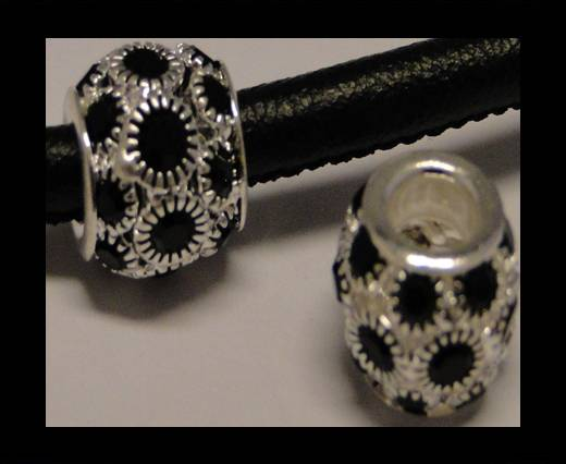 Zamak part for leather CA-4621