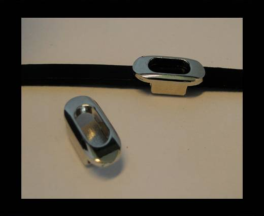 Buy Zamak part for leather CA-4644-Steel Finish at wholesale prices