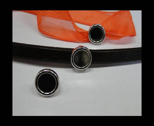 Zamak part for leather CA-4771