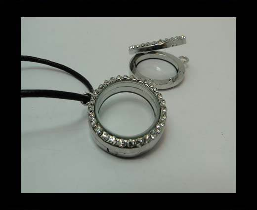 Zamak pendal CA-4789-30mm-STEEL