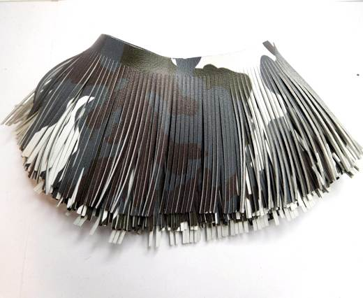 Buy Fringes-8cms-Camouflage at wholesale prices