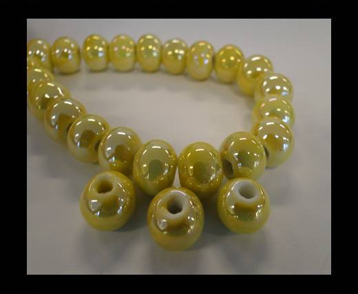 CB-Round-10mm - Yellow AB