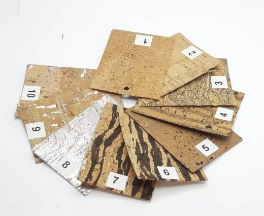 Cork Colour Set1