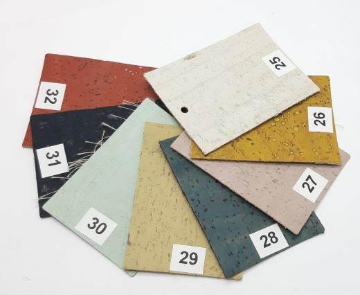 Cork Colour Set4