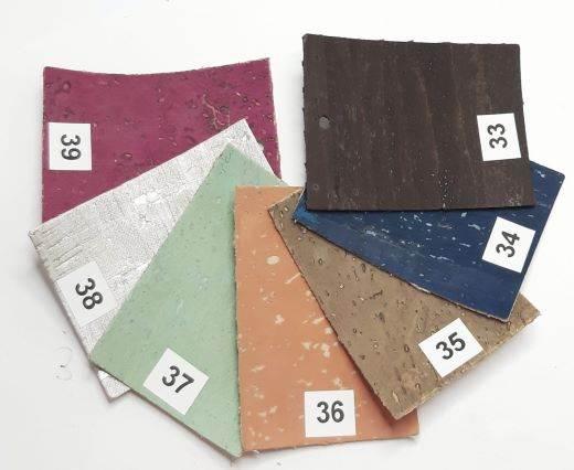 Cork Colour Set5