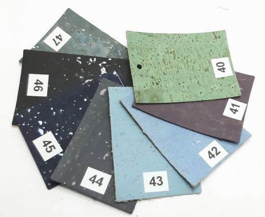 Cork Colour Set6