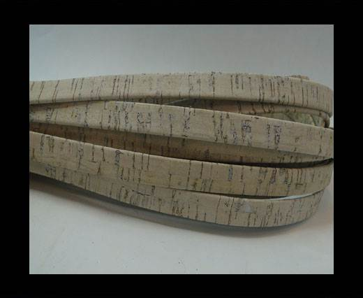 Buy Cork Flat-20mm-Milk at wholesale prices